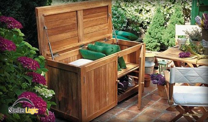Мебель для садового участка